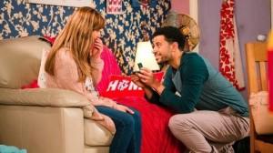 Luke proposes to Maria