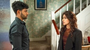 Zeedan and Rana Coronation Street 3 June 2016