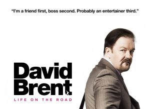 David Brent - Life on the Road poster
