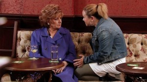 Rita and Gemma Coronation Street 12 August 2016