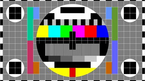 Test Card TV