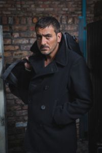 FROM ITV STRICT EMBARGO - NO USE BEFORE TUESDAY 11 OCTOBER 2016 Coronation Street - Week 42 Monday 17 October - Friday 21 October 2016 Peter Barlow [CHRIS GASCOYNE] is back on Coronation Street. Picture contact: david.crook@itv.com on 0161 952 6214 Photographer - Mark Bruce This photograph is (C) ITV Plc and can only be reproduced for editorial purposes directly in connection with the programme or event mentioned above, or ITV plc. Once made available by ITV plc Picture Desk, this photograph can be reproduced once only up until the transmission [TX] date and no reproduction fee will be charged. Any subsequent usage may incur a fee. This photograph must not be manipulated [excluding basic cropping] in a manner which alters the visual appearance of the person photographed deemed detrimental or inappropriate by ITV plc Picture Desk. This photograph must not be syndicated to any other company, publication or website, or permanently archived, without the express written permission of ITV Plc Picture Desk. Full Terms and conditions are available on the website www.itvpictures.com