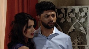 rana-and-zeedan-coronation-street