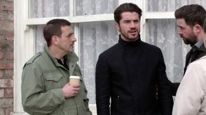Adam is arrested - Coronation Street