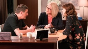 Peter and Toyah speak with a solicitor - Coronation Street