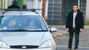 Peter is deserted by Toyah and Toby - Coronation Street