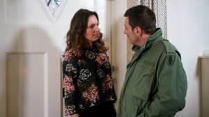 Peter rejects Chloe - Coronation Street