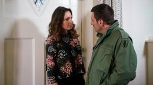 Peter rejects Chloe - Coronation Street