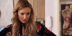 Eva discovers Aidans secret Coronation Street
