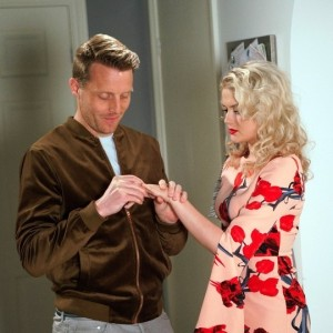 Nathan takes Bethany's engagement ring off - Coronation Street