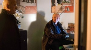 Pat Phelan catches Michael Rodwell Coronation Street